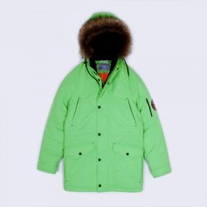 Куртка Anteater Alaska Green