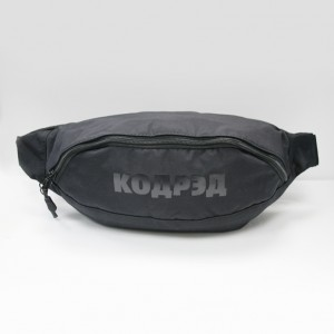 Сумка CodeRed Hip-Bag Large Black/Black