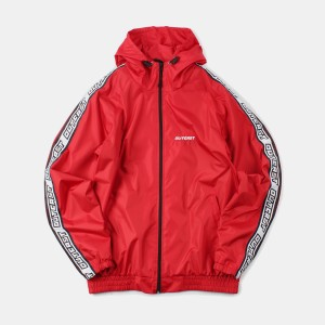 Ветровка Outcast Windrunner Red