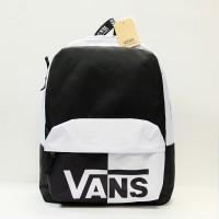 Рюкзак Vans Sporty Realm White/Black (VN0A2XA3YDO)