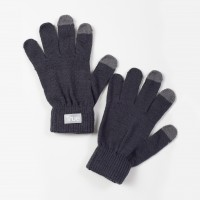 Перчатки Truespin Touch Gloves Charcoal