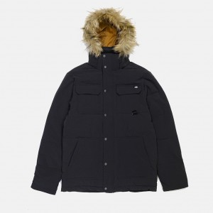 Куртка Dickies Manitou Black (200347)