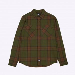 Рубашка Dickies Brownsburg Green (200322)