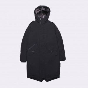 Куртка Loading 7206 TL Winter Parka Black