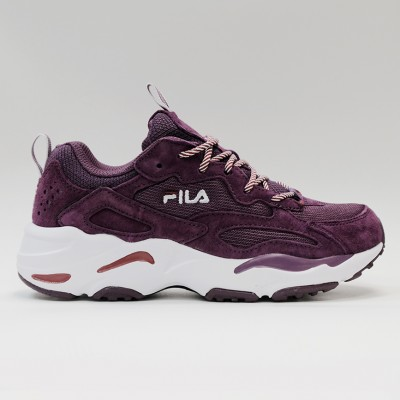 Кроссовки Fila Ray Tracer Fig/Rosewood/White (5RM00809-523)