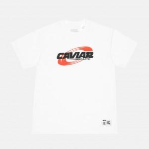 Футболка Caviar Star White