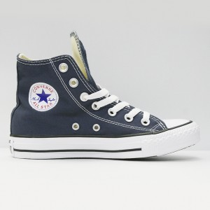 Кеды Converse All Star Chuck Taylor Hi Navy (M9622)