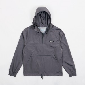 Анорак Anteater Spray Nylon Grey