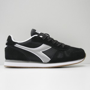 Кроссовки Diadora Simple Run Black (173745-80013)