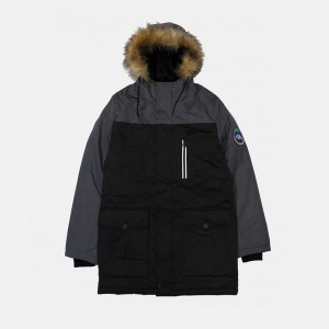 Куртка Anteater Tundra Grey/Black