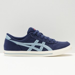 Кеды ASICS Aaron Midnight/Light Steel (1201A008-401)