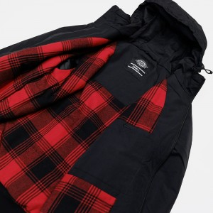 Куртка Dickies Fort Lee Black (200322)