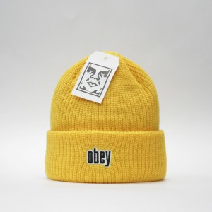 Шапка Obey Jungle Beanie Golden Palm (8373400)