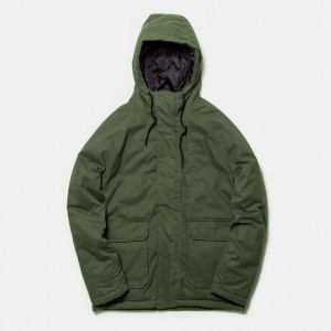 Куртка Footwork Crew Jacket Khaki