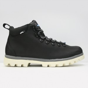 Ботинки Native Fitzsimmons Treklite Jiffy Black/Dublin Grey/Bone White (41100630-1099)