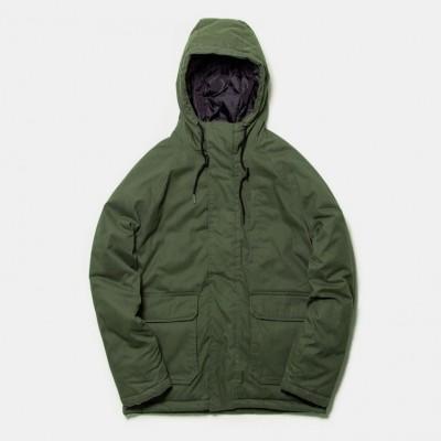 Куртка Footwork Crew Jacket Khaki