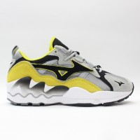 Кроссовки Mizuno Wave Rider 1S Steel Gray/Black/Buttercup (DIGA1932-47)