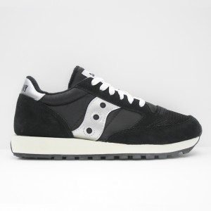 Кроссовки Saucony Jazz Original Vintage Black/White (70368-10)