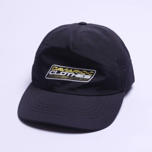Кепка Caviar 6-Panel Race Black