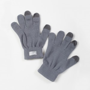 Перчатки Truespin Touch Gloves Grey