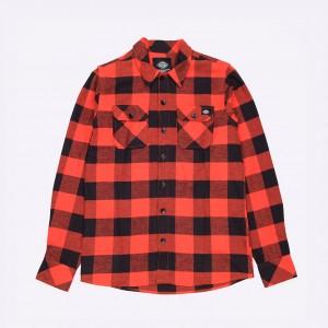 Рубашка Dickies Sacramento Orange (200142)