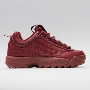 Кроссовки Fila Disruptor II Biking Red (5FM00695-600)