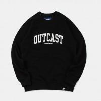 Толстовка Outcast University Black