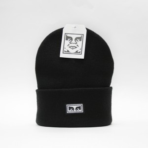 Шапка Obey Icon Eyes Beanie Black (8373300)