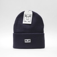Шапка Obey Icon Eyes Beanie Loganberry (8373300)