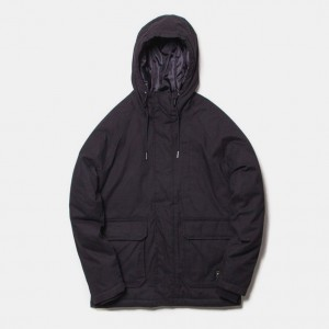 Куртка Footwork Crew Jacket Black