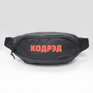 Сумка CodeRed Hip-Bag Large Black/Red