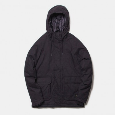 Куртка Footwork Crew Jacket Black