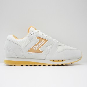Кроссовки Etonic Trans Am Mesh Charcoal White/Orange (EML14F-17-128)