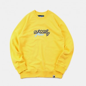 Толстовка Outcast 97' Yellow