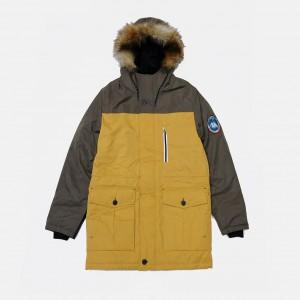 Куртка Anteater Tundra Khaki/Yellow