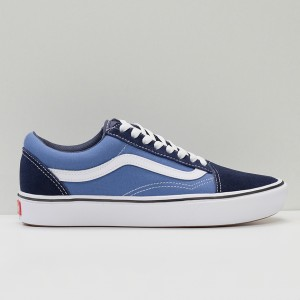 Кеды Vans Old Skool СomfyCush Navy/Stv Navy (VA3WMAVNT)