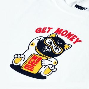 Футболка Wolee Cat