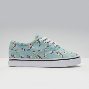 Кеды Vans Authentic Kids