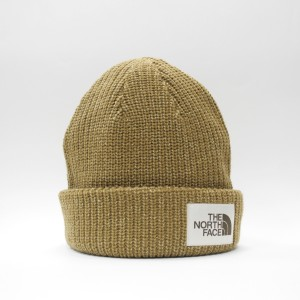 Шапка TNF Salty Dog Beanie Cedar Brown/Twill Beige (T93FJWG8H)