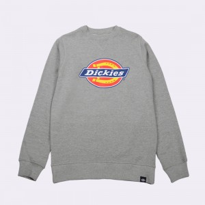 Толстовка Dickies Harrison Grey Melange (200072)