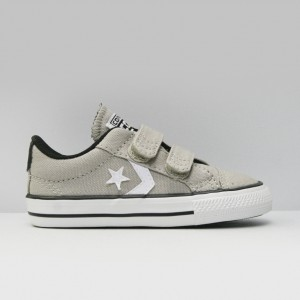 Кеды Converse Star Player Kids Papyrus/Black (AQ6573)