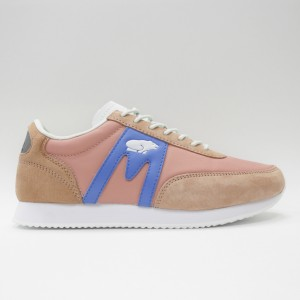 Кроссовки Karhu Albatross Kahvihetki Pack Muted Clay/Blue Aster (F802589)