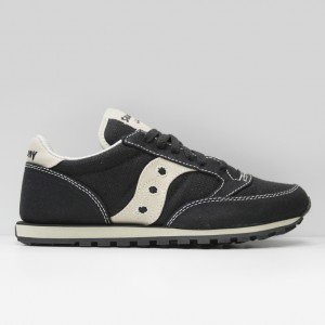 Кроссовки Saucony Jazz Low Pro Vegan Black/Oat (2887-4)