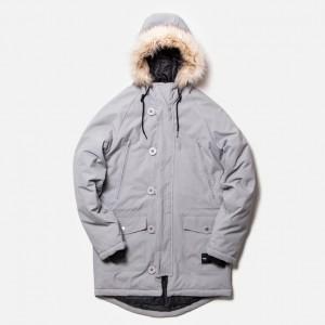 Куртка Footwork Amut Light Grey