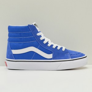 Кеды Vans Sk8-Hi Lapis Blues/True White (VA38GEVJI)