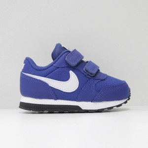 Кроссовки Nike MD Runner Gym Blue/White/Black (806255-411)