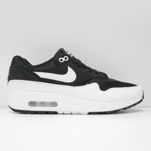 Кроссовки Nike Air Max 1 Black/White (319986-034)