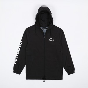 Ветровка Anteater Windjacket Black