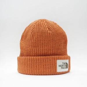 Шапка TNF Salty Dog Beanie Papaya Orange/Picante Red (T93FJWEL9)
