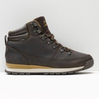 Ботинки The North Face Back To Berkeley Redux Leather Brown/Golden Brown (T0CDL05SH)